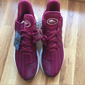 huge selection of 5da1e fc819 Men's Adidas Climacool Mystery Ruby Size 12 NWT